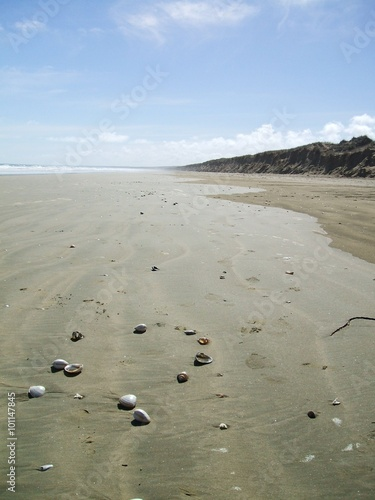 Photographie  90 Mile Beach New Zealand 2006