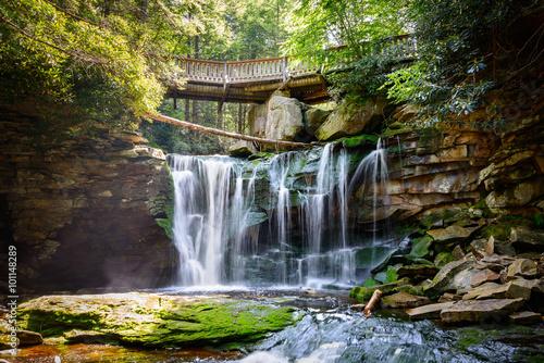 Photo Blackwater Falls State Park