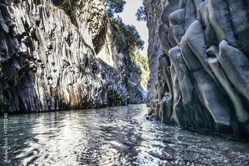 Photo Gorges Alcantare, Catania - Sicily