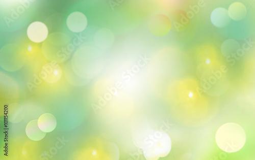 spring-background-blur