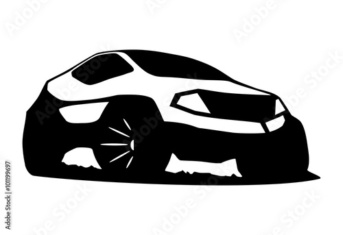 Jeep Silhouette Vector Buy This Stock Vector And Explore Similar