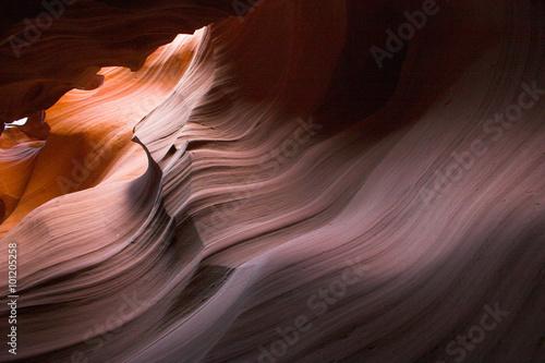 Fotografie, Obraz  Slot canyons of southwest
