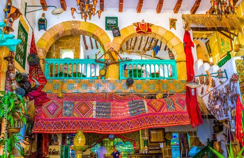 The colorful interior Fototapeta
