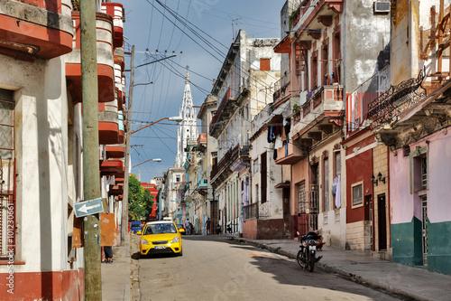 Foto op Plexiglas Havana Cuba, La Habana Centro, Penalver