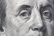 Close View Of Benjamin Frankli...