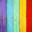 Color wood planks background