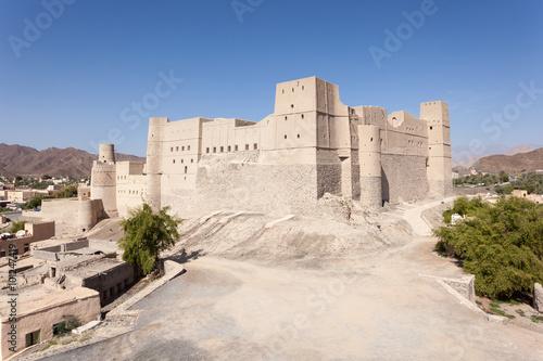 Poster Maroc Historic Bahla Fort in Oman