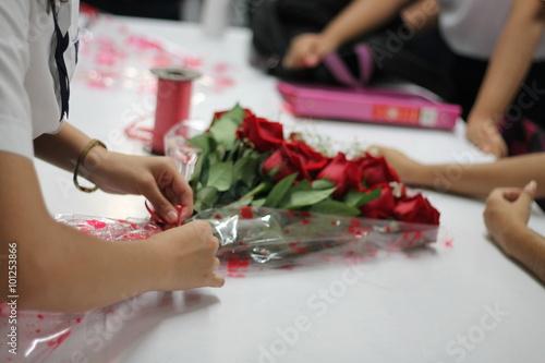 Fotografering  Rosas
