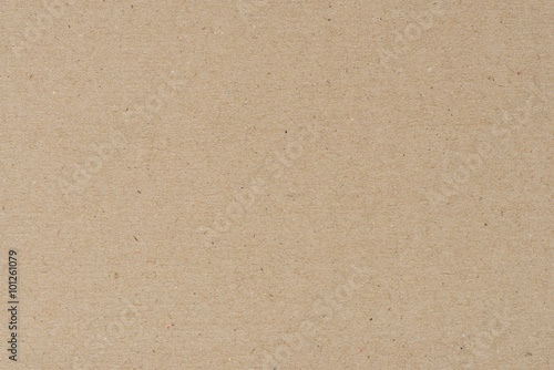 Fotografia, Obraz  Paper texture - brown kraft sheet background.