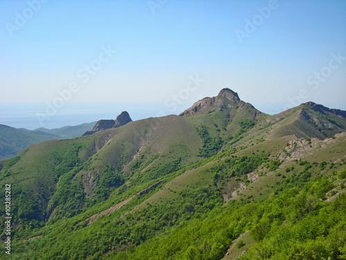 Crimean mountains #101285282