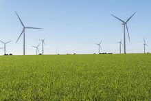 Windmills For Electric Power Production, Eco Power, Wind Turbine