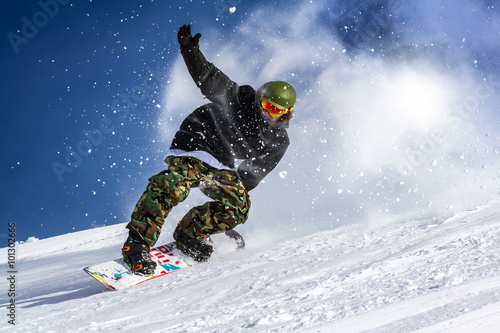 snowboard style