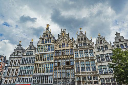 Keuken foto achterwand Antwerpen Antwerpen Grote Markt