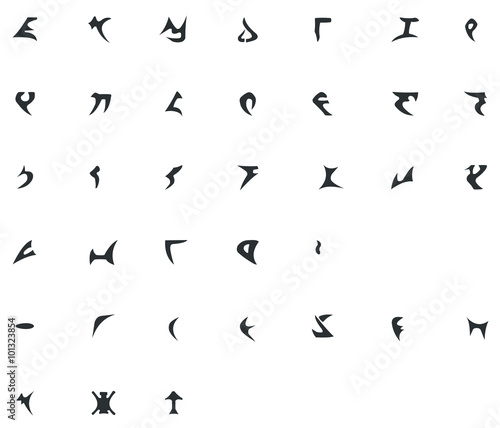 Photo Klingon language