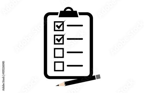 Photo checklist logo