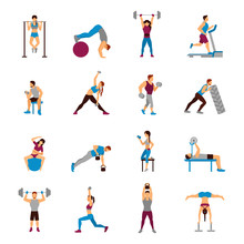 Strength Training Workout Set