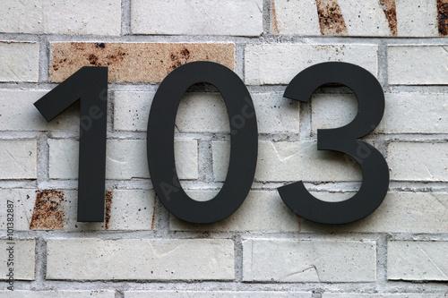 Tela  Hausnummer