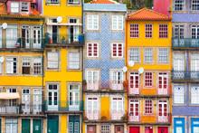 Ribeira, The Old Town Of Porto...