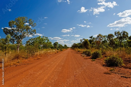 Travelling the Aiustralian Outback, Northern Territory, Australia