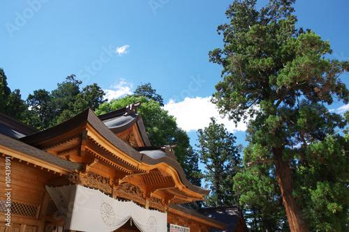 Photo 穂高神社