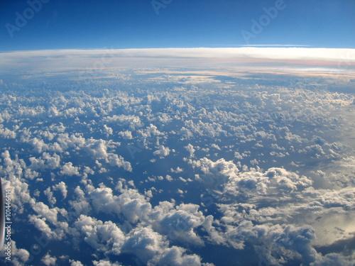 Fotografie, Obraz  Sky and clouds