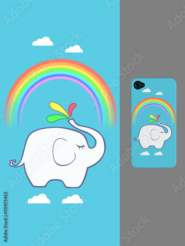 Mobile Phone Case Cover Creative Illustration And Innovative Art