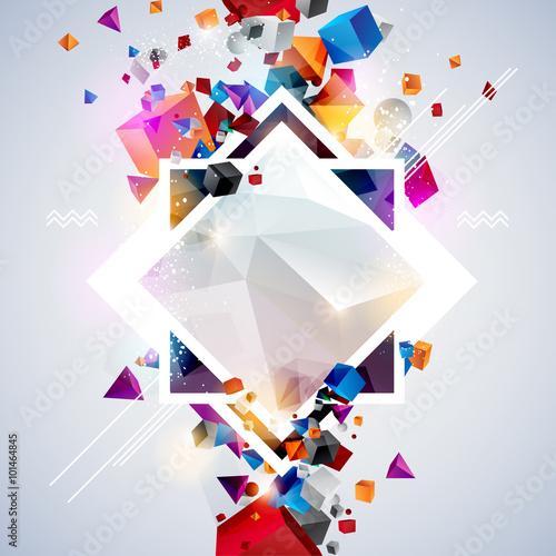 abstrakcyjny-plakat-kolorowy