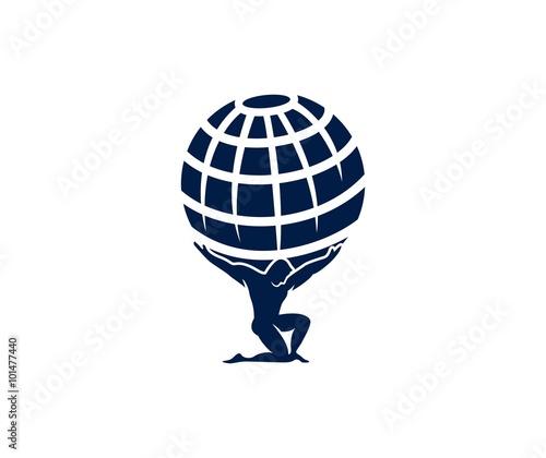 Photo  Atlas logo