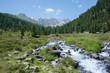 Debanttal, National Park Hohe Tauern,