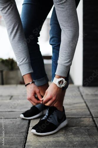 Fotografija  shoes are life