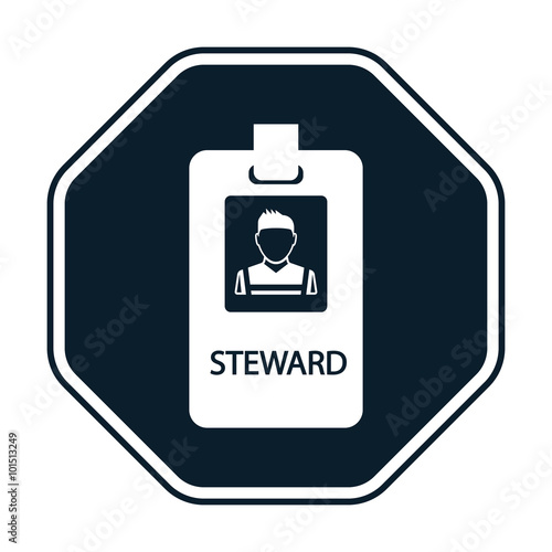football steward icon