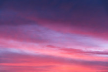 Colorful Sunset Background