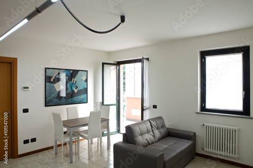 Arredamento, sala, salotto, moderno, locale - Buy this stock photo ...