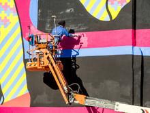 Painting Graffiti