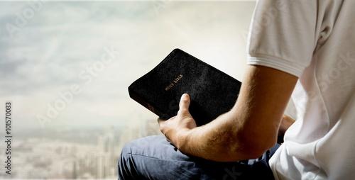 Obraz na plátně Bible.