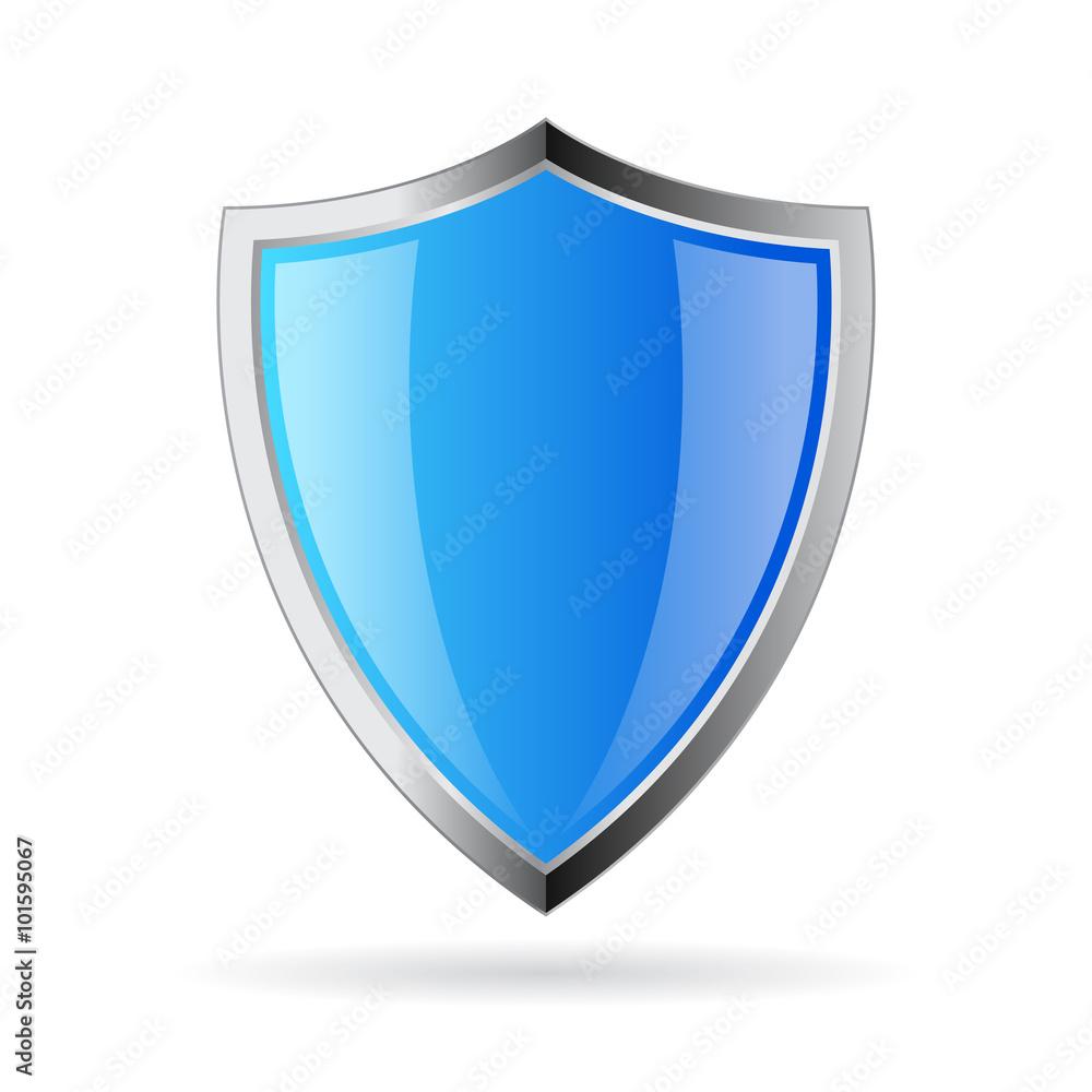 Fototapeta Security shield icon