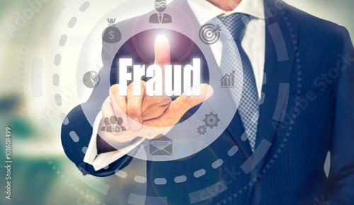 Valokuva Fraud Concept