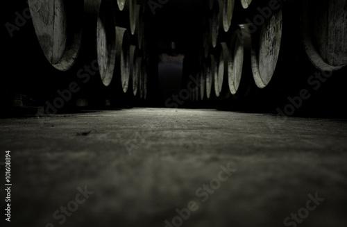 Bodegas de vino de Jerez