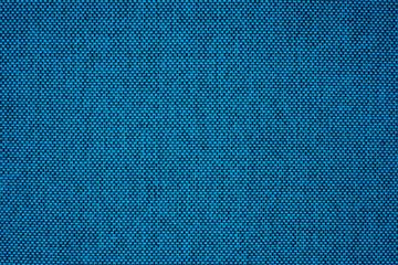 Fototapeta na wymiar Blue cloth background fabric