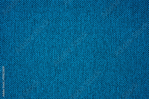 Foto op Canvas Stof Blue cloth background fabric