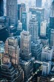 Sunset in Manhattan, New York - 101634010