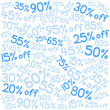 wallpaper for clearance sale season in blue theme