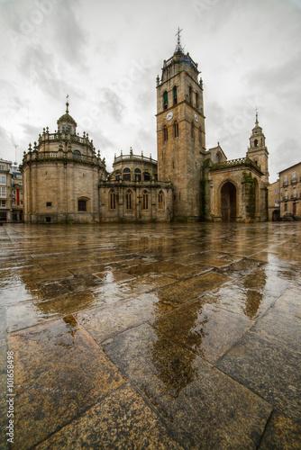 Lugo, catedral