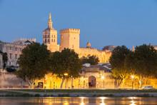 Palais Des Papes In Avignon, V...