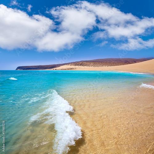 Jandia beach Risco el Paso Fuerteventura