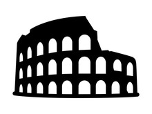 Colosseum / Coliseum In Rome, ...