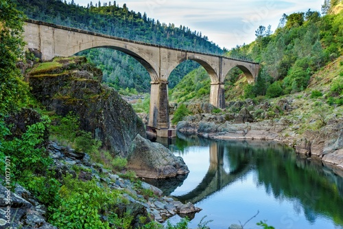 Photo Mountain Quarries Railroad Bridge