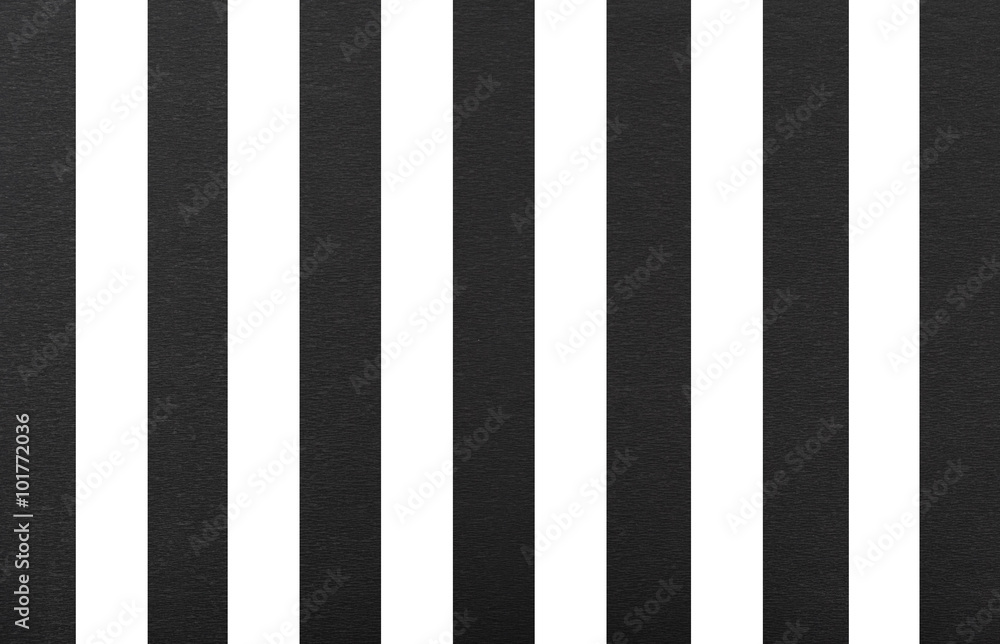 Fototapeta Striped background of black paper