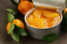 Natural Organic Canned Mandari...