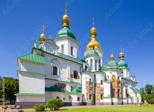 Foto op Plexiglas Kiev St. Sophia Cathedral.Kiev Ukraine